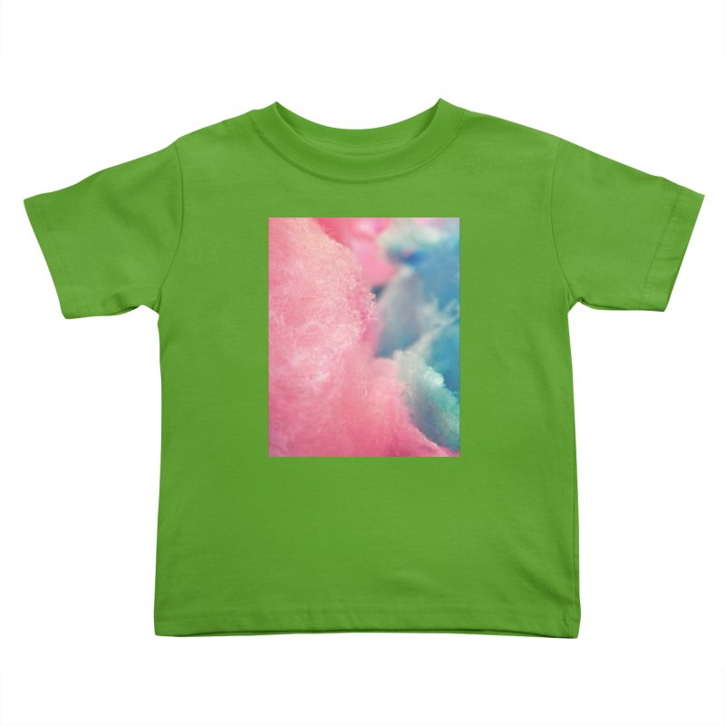 CottonCandy Kids Toddler T-Shirt by BrocoliArtprint