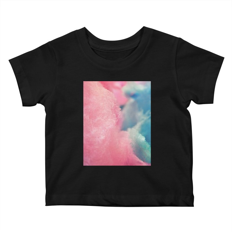 CottonCandy Kids Baby T-Shirt by BrocoliArtprint