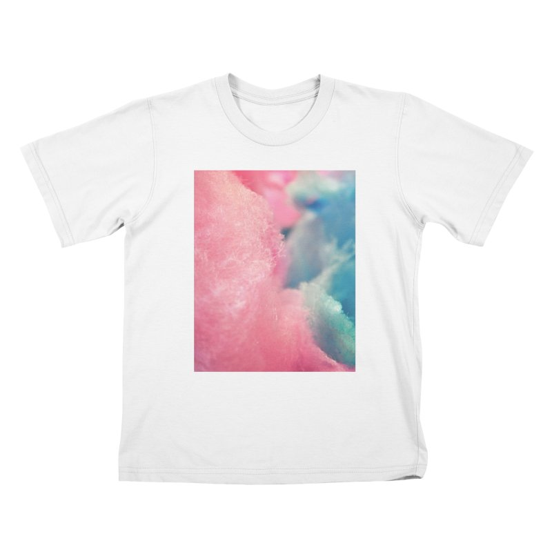 CottonCandy Kids T-Shirt by BrocoliArtprint