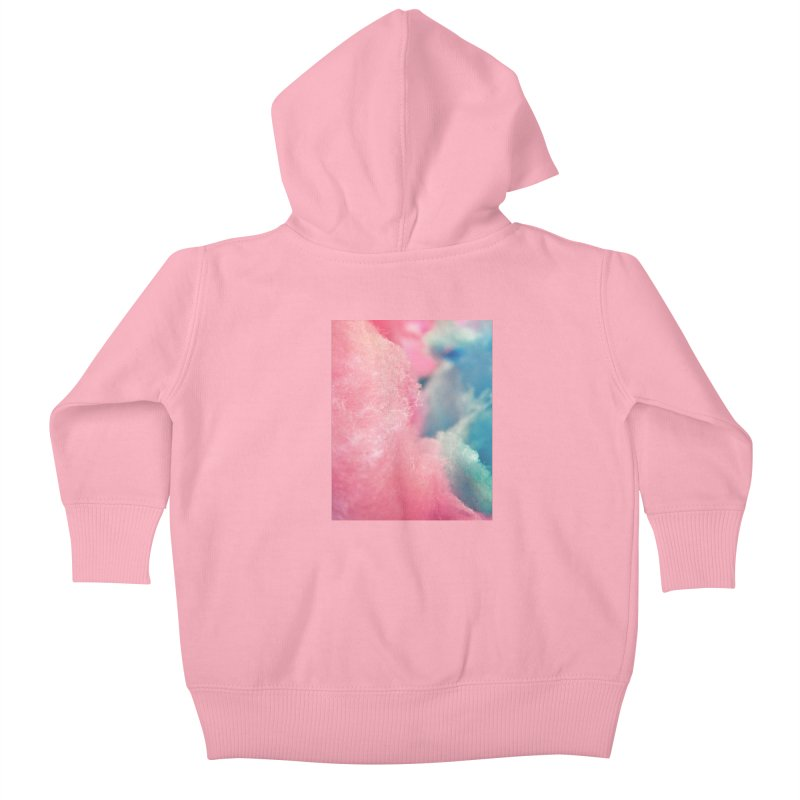 CottonCandy Kids Baby Zip-Up Hoody by BrocoliArtprint