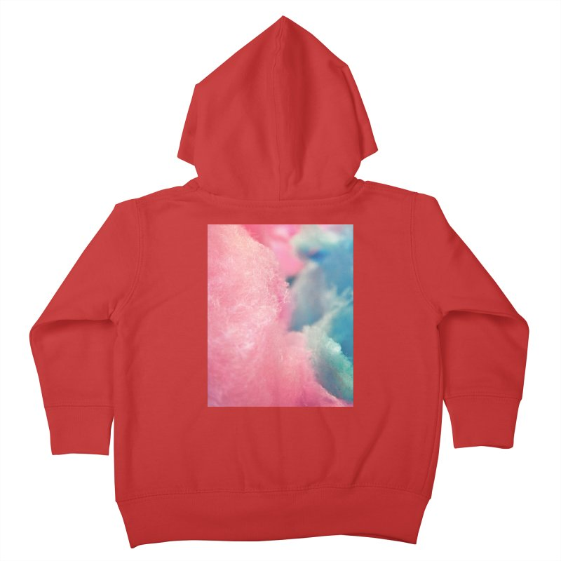 CottonCandy Kids Toddler Zip-Up Hoody by BrocoliArtprint