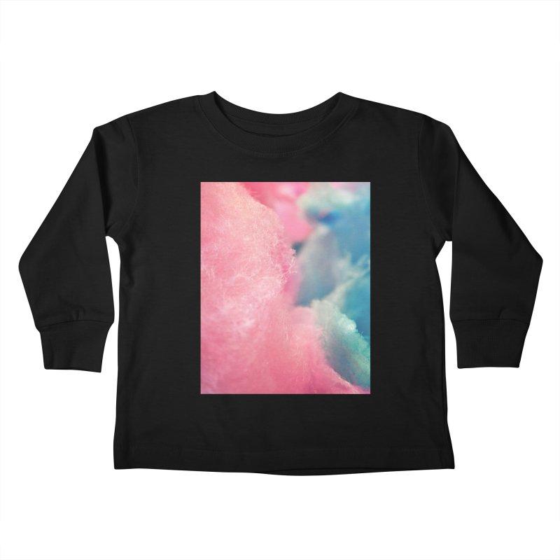CottonCandy Kids Toddler Longsleeve T-Shirt by BrocoliArtprint
