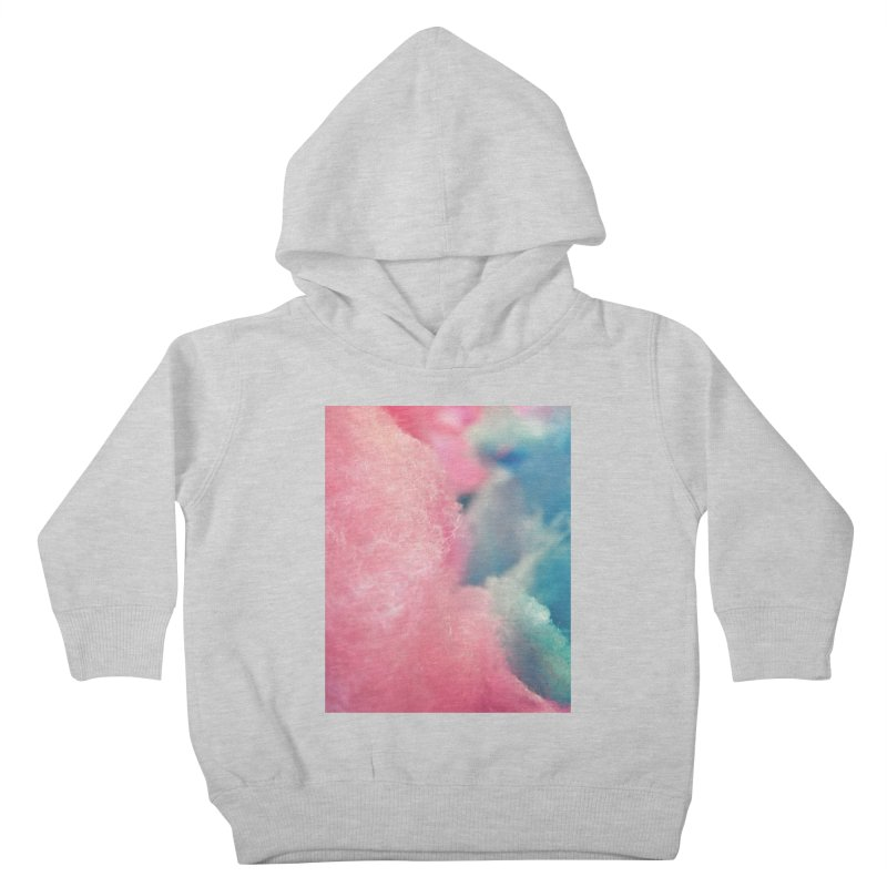 CottonCandy Kids Toddler Pullover Hoody by BrocoliArtprint