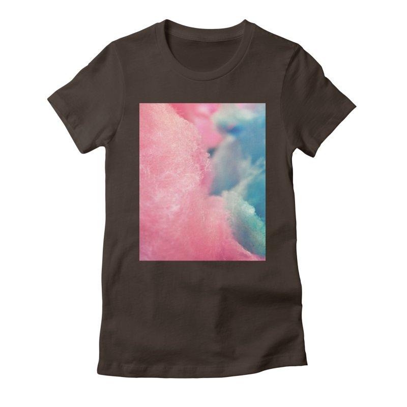 CottonCandy Women's T-Shirt by BrocoliArtprint
