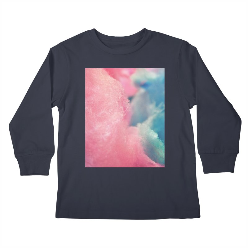 CottonCandy Kids Longsleeve T-Shirt by BrocoliArtprint