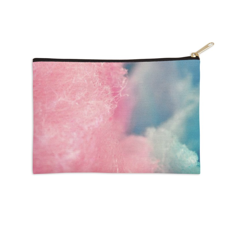 CottonCandy Accessories Zip Pouch by BrocoliArtprint