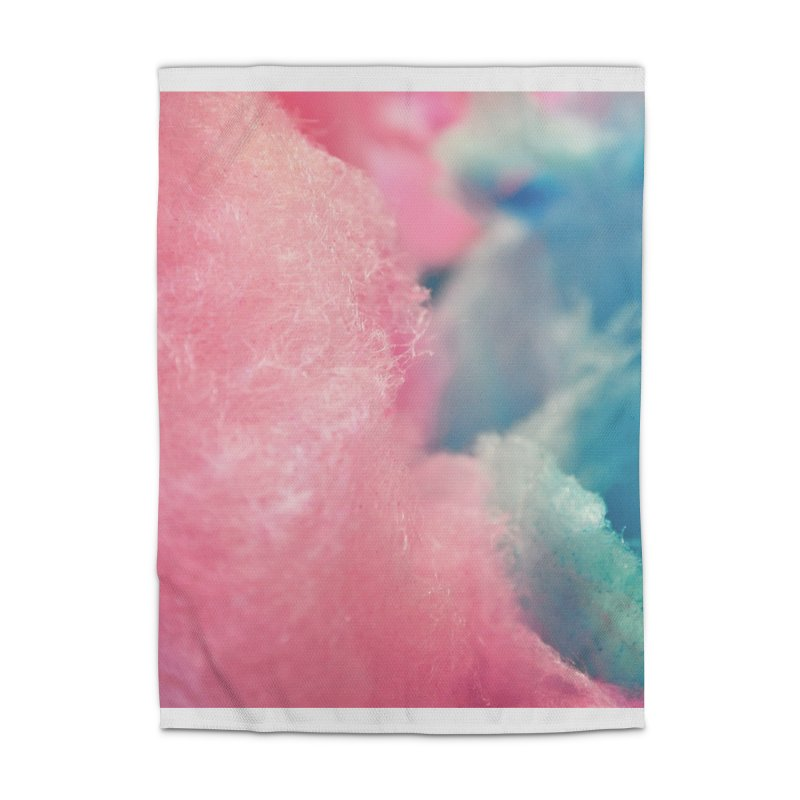 CottonCandy Home Rug by BrocoliArtprint