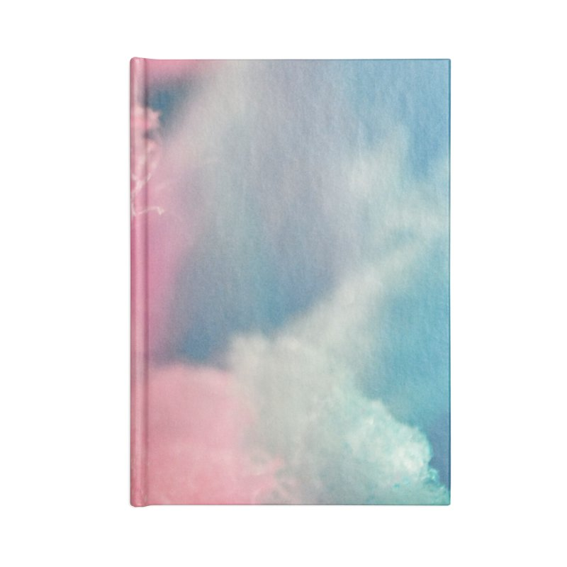 CottonCandy Accessories Notebook by BrocoliArtprint