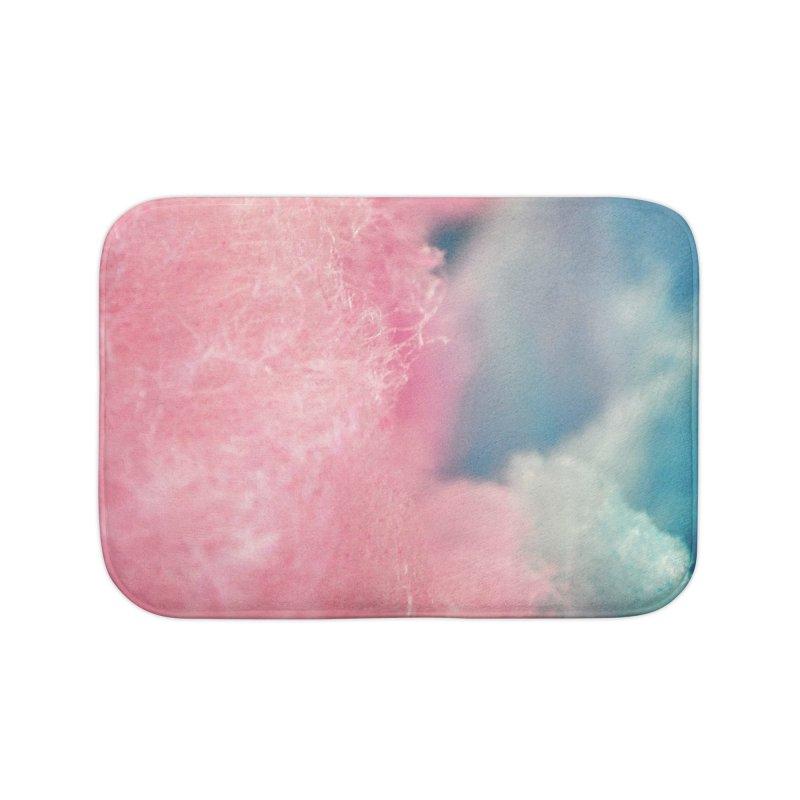 CottonCandy Home Bath Mat by BrocoliArtprint