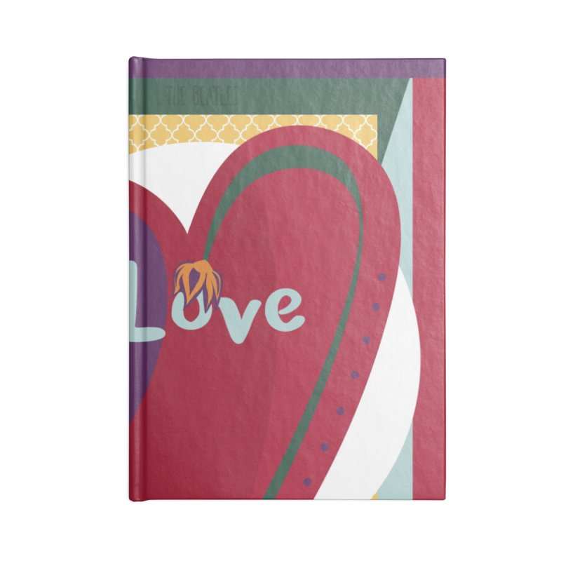 All you need is love Accessories Notebook by BrocoliArtprint