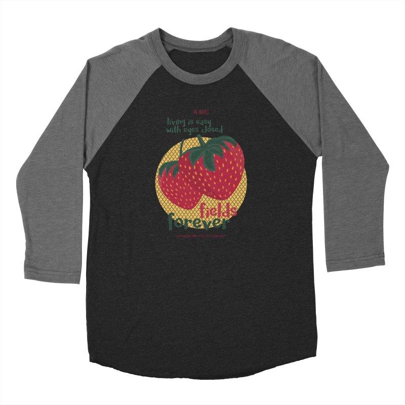 Strawberry Fields Women's Longsleeve T-Shirt by BrocoliArtprint