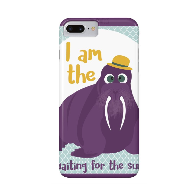 I am the Walrus Accessories Phone Case by BrocoliArtprint