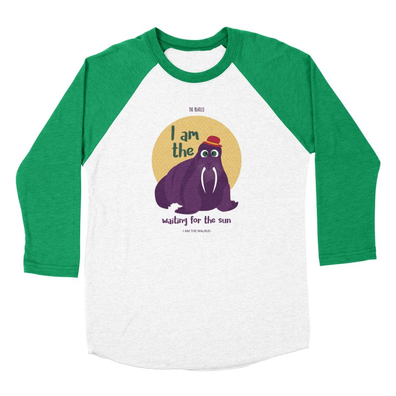 I am the Walrus Men's Longsleeve T-Shirt by BrocoliArtprint