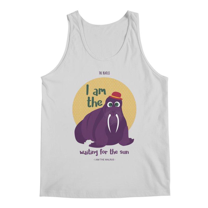 I am the Walrus Men's Tank by BrocoliArtprint