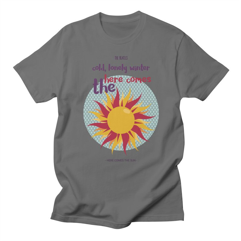 Here Comes The Sun Women's T-Shirt by BrocoliArtprint