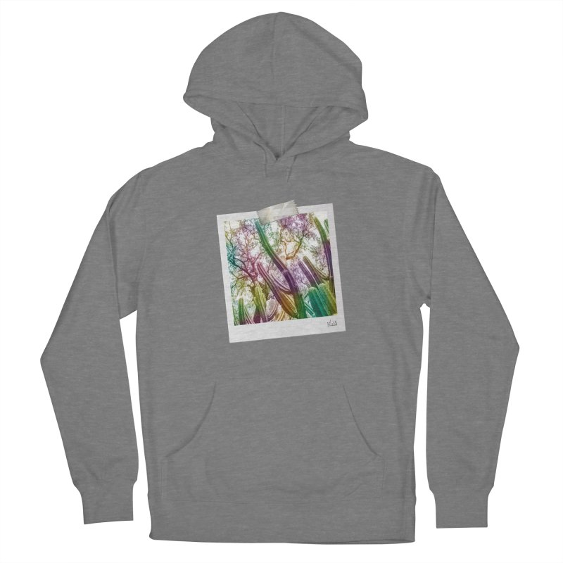 Rainbow Cactus Women's Pullover Hoody by BrocoliArtprint