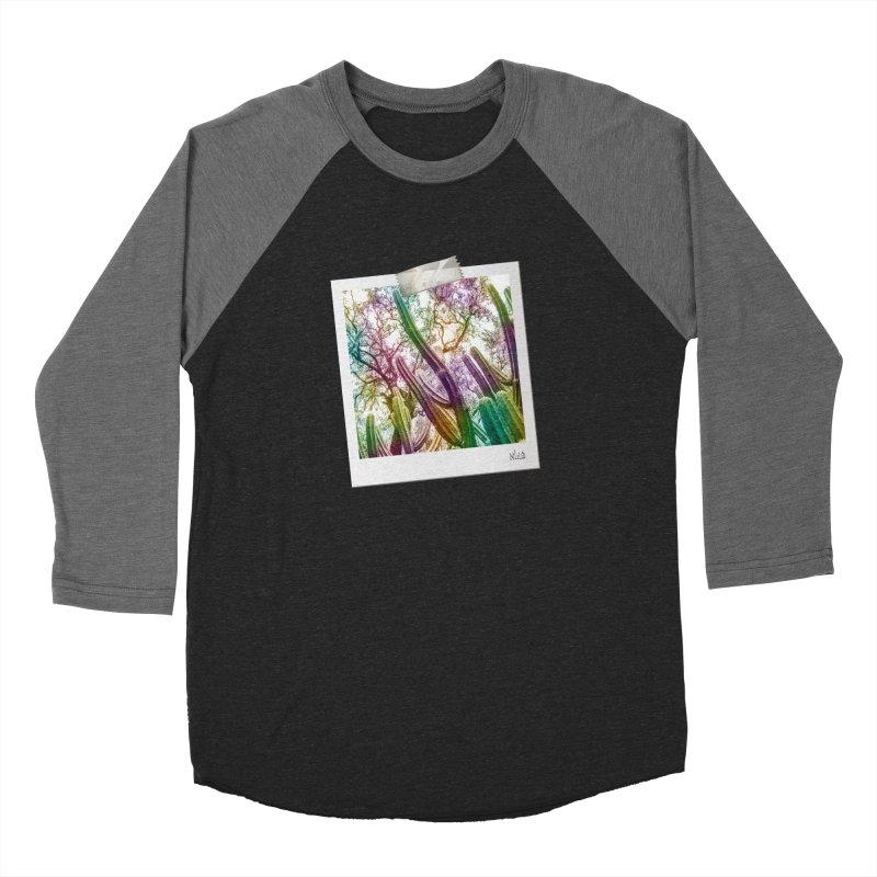 Rainbow Cactus Women's Longsleeve T-Shirt by BrocoliArtprint