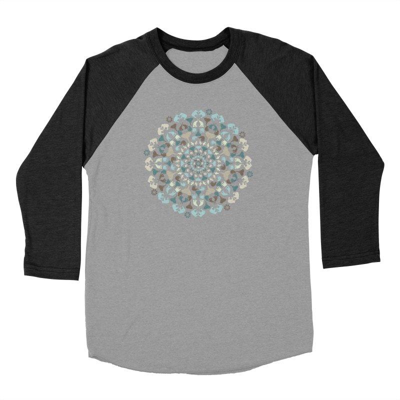 Mandala of Elephants 01. Men's Longsleeve T-Shirt by BrocoliArtprint