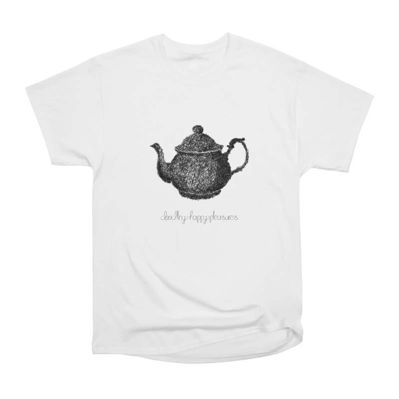 Teapot Doodle Women's T-Shirt by BrocoliArtprint