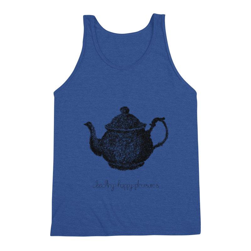 Teapot Doodle Men's Tank by BrocoliArtprint