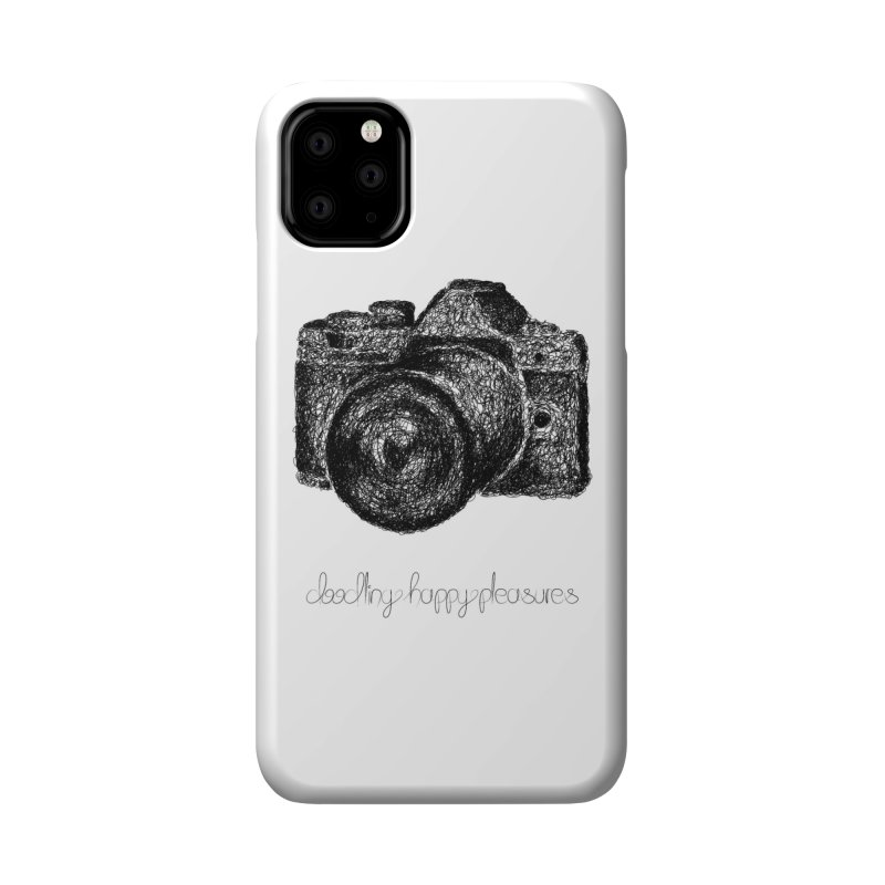 Photo Camera Doodle Accessories Phone Case by BrocoliArtprint