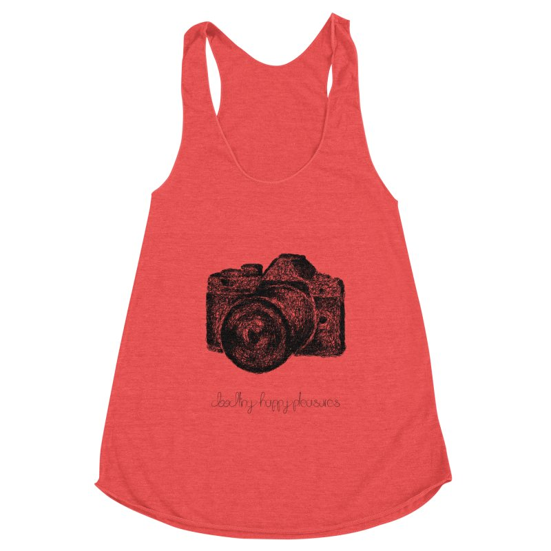 Photo Camera Doodle Women's Tank by BrocoliArtprint