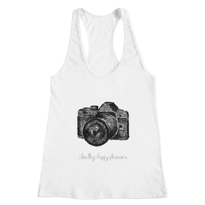Photo Camera Doodle Women's Tank by BrocoliArtprint
