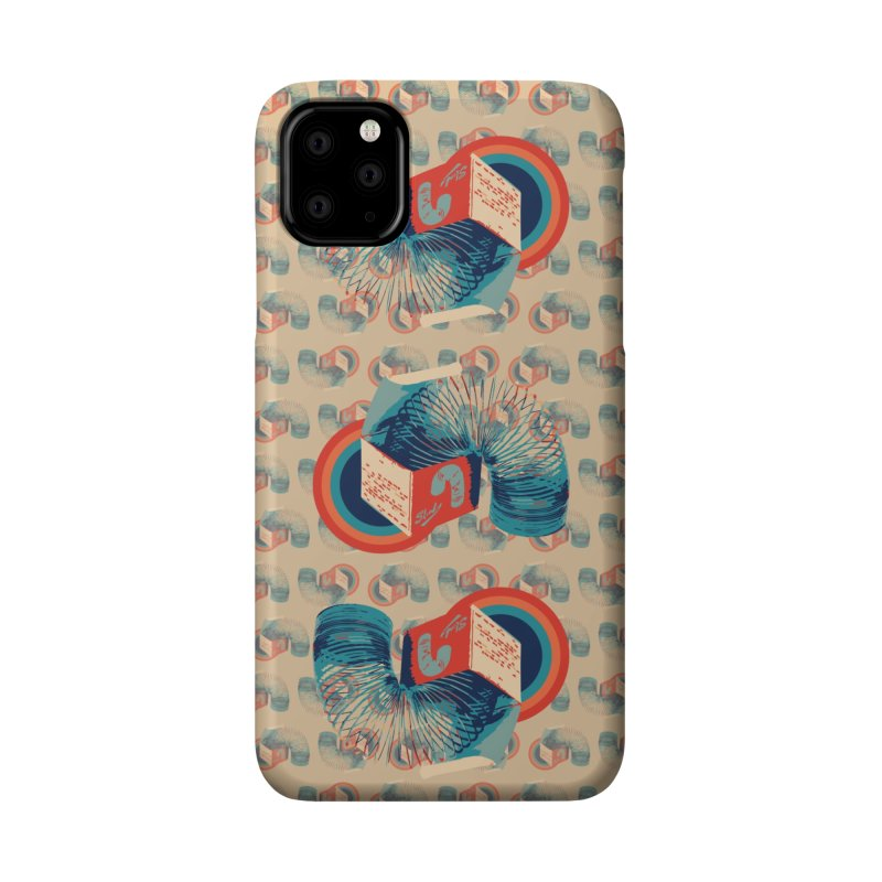 Slinky Accessories Phone Case by BrocoliArtprint
