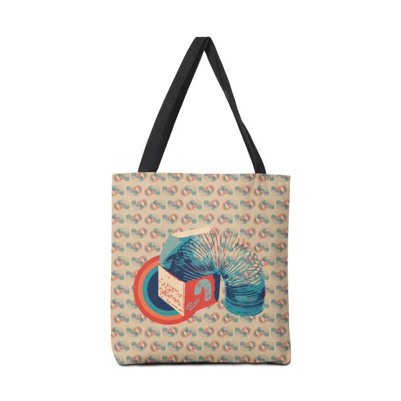 Slinky Accessories Bag by BrocoliArtprint