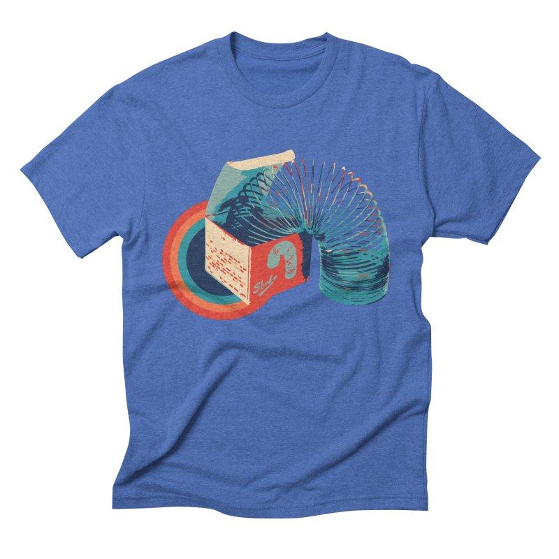 Slinky Men's T-Shirt by BrocoliArtprint