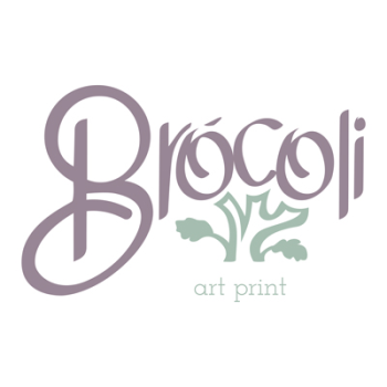 BrocoliArtprint Logo
