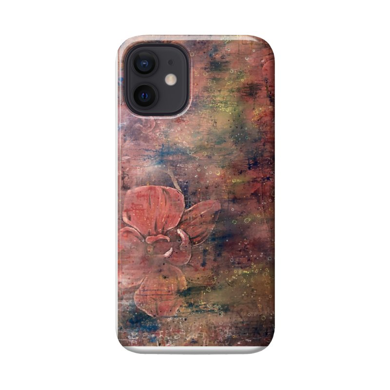 Abstract Orchids Accessories Phone Case by Bryunholt's Artist Shop
