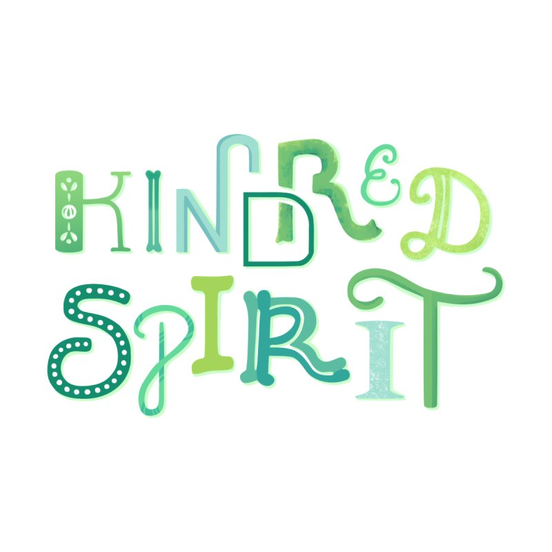 Kindred Spirit (Green) Kids Baby Bodysuit by BumbleBess