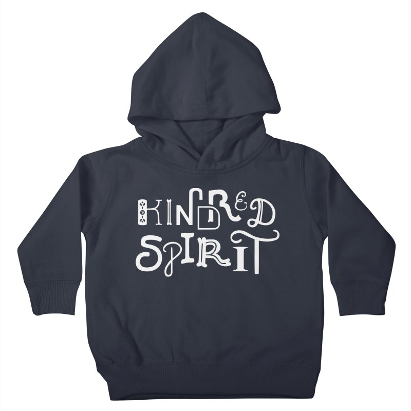 Kindred Spirit Kids Toddler Pullover Hoody by BumbleBess