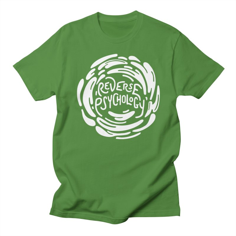 Reverse Psychology Women's Regular Unisex T-Shirt by BumbleBess