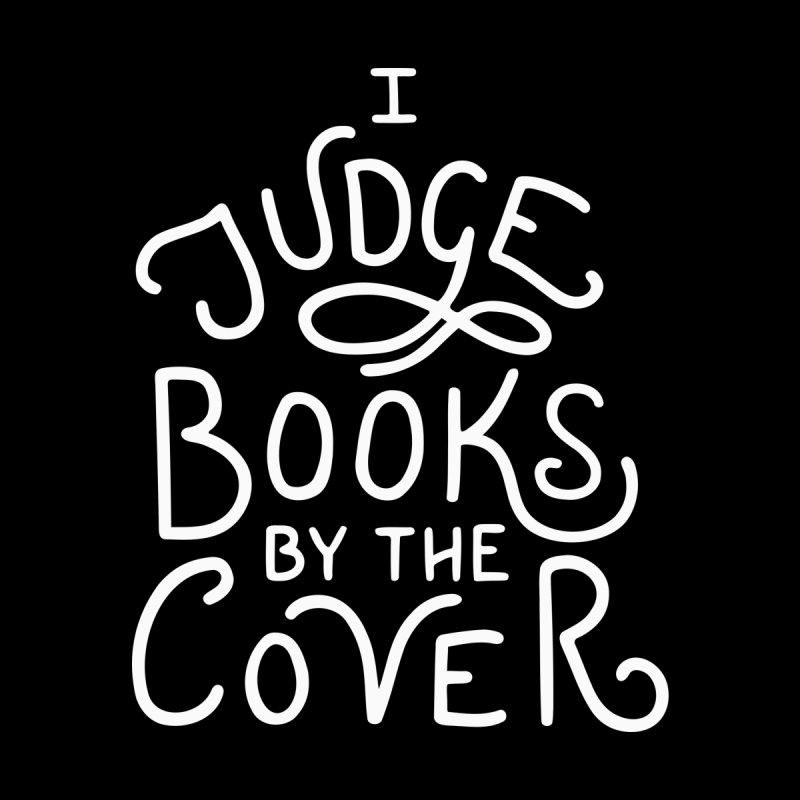 I Judge Books Men's T-Shirt by BumbleBess