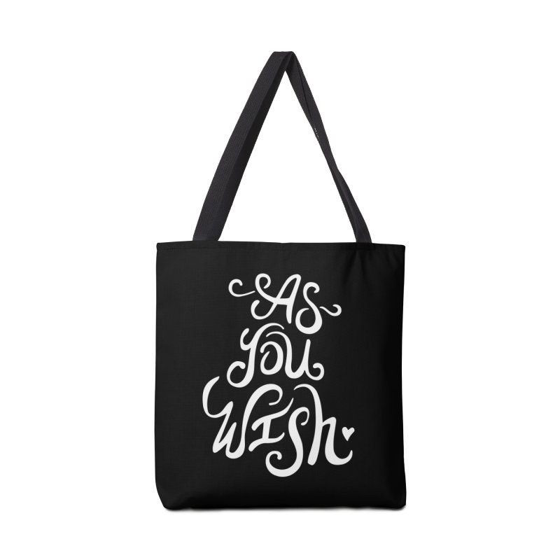 As You Wish Accessories Bag by BumbleBess