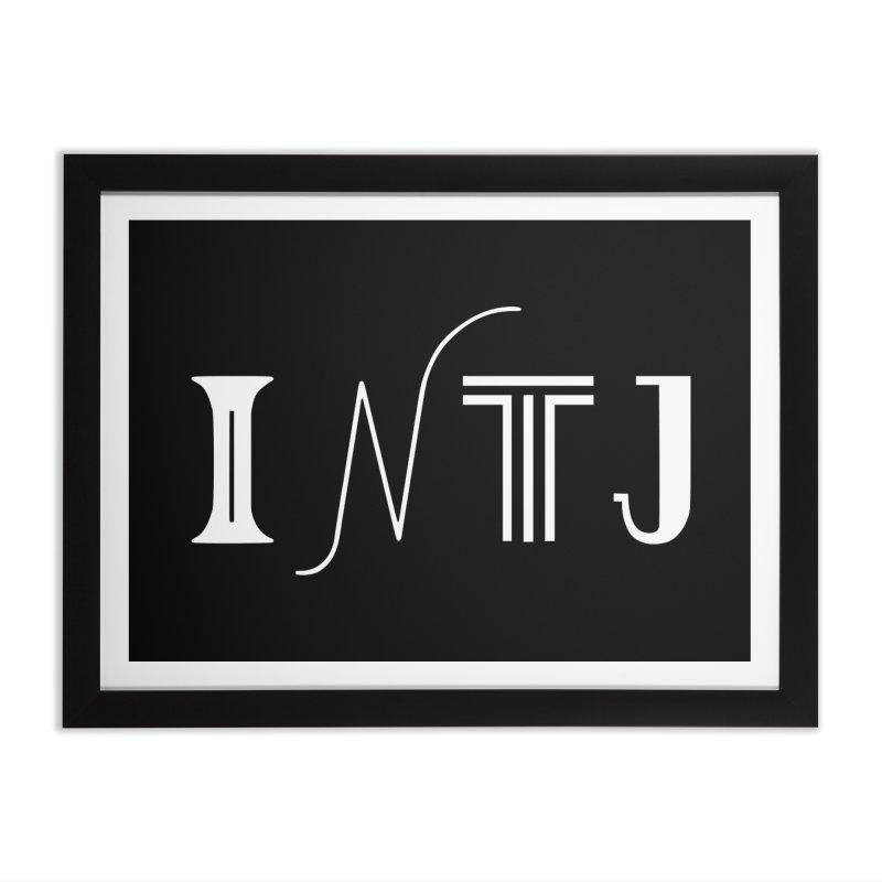 INTJ Home Framed Fine Art Print by BumbleBess