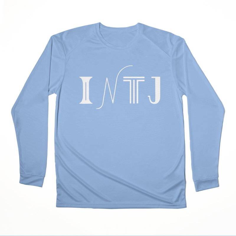 INTJ Men's Longsleeve T-Shirt by BumbleBess