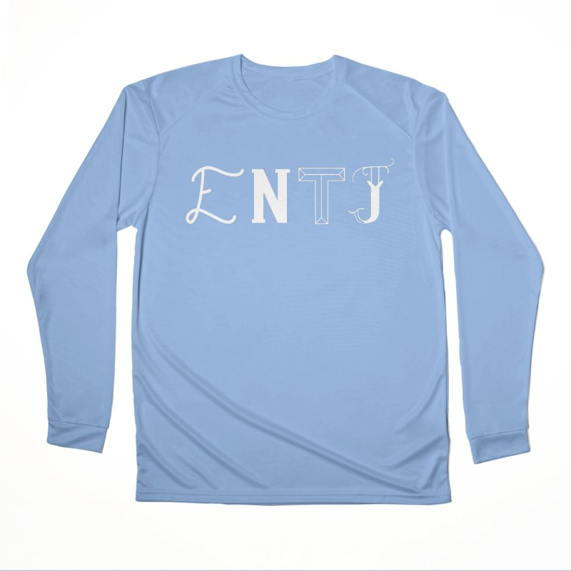 ENTJ Men's Longsleeve T-Shirt by BumbleBess