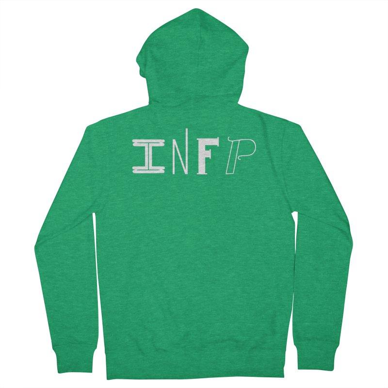 INFP Women's Zip-Up Hoody by BumbleBess