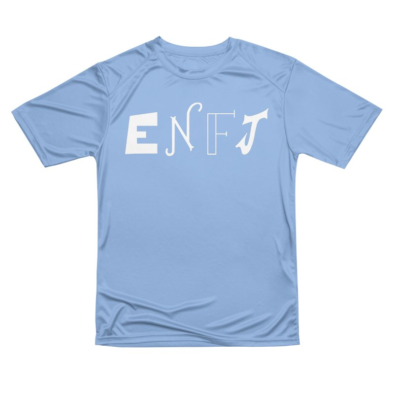 ENFJ Women's T-Shirt by BumbleBess