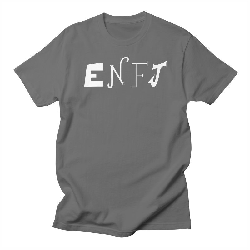 ENFJ Men's T-Shirt by BumbleBess