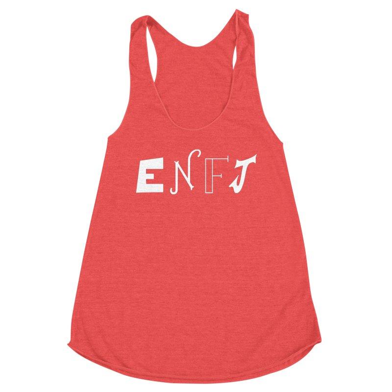 ENFJ Women's Tank by BumbleBess