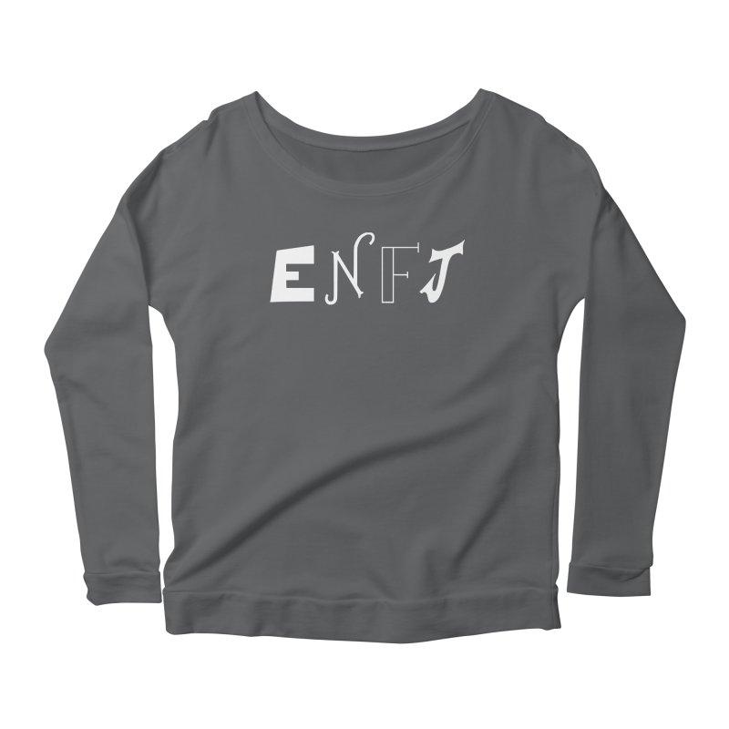 ENFJ Women's Longsleeve T-Shirt by BumbleBess