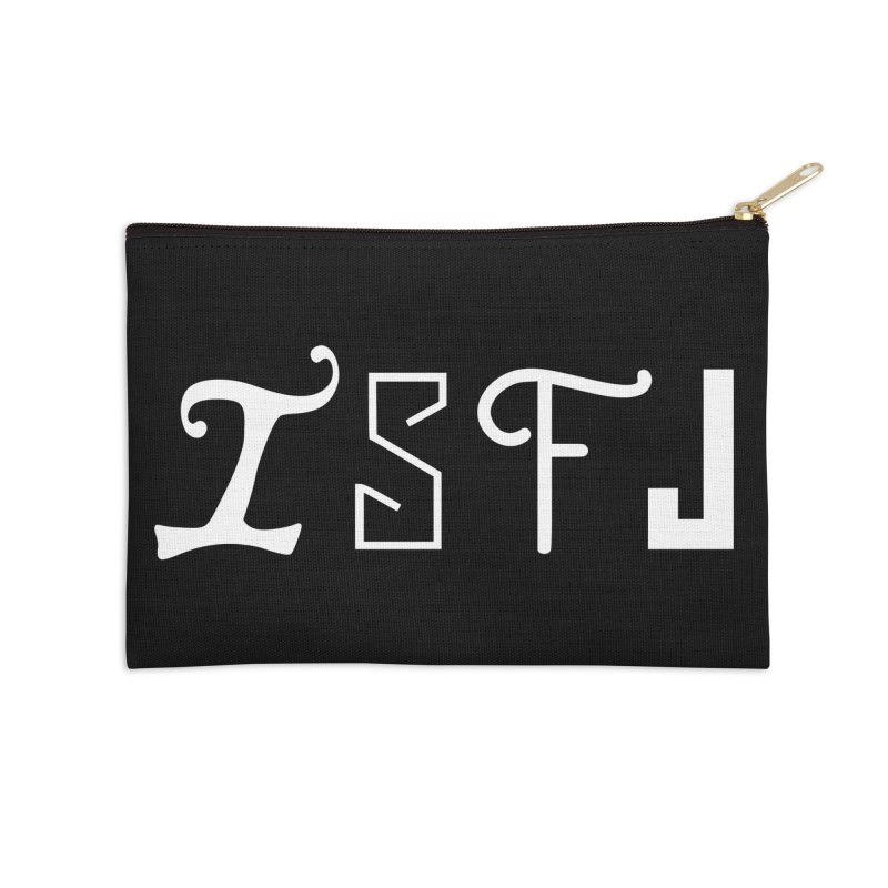 ISFJ Accessories Zip Pouch by BumbleBess