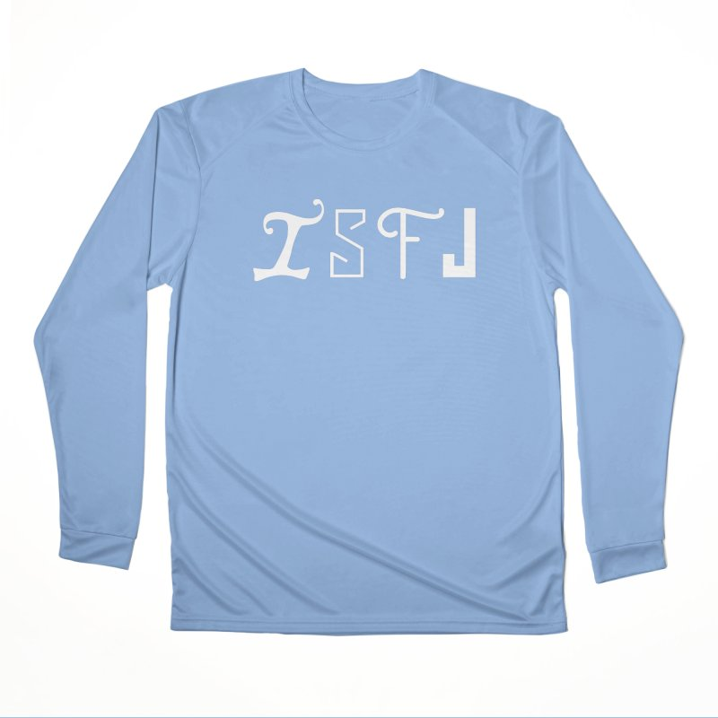 ISFJ Men's Longsleeve T-Shirt by BumbleBess