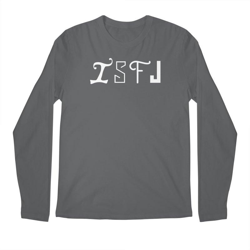 ISFJ Men's Longsleeve T-Shirt by BumbleBess
