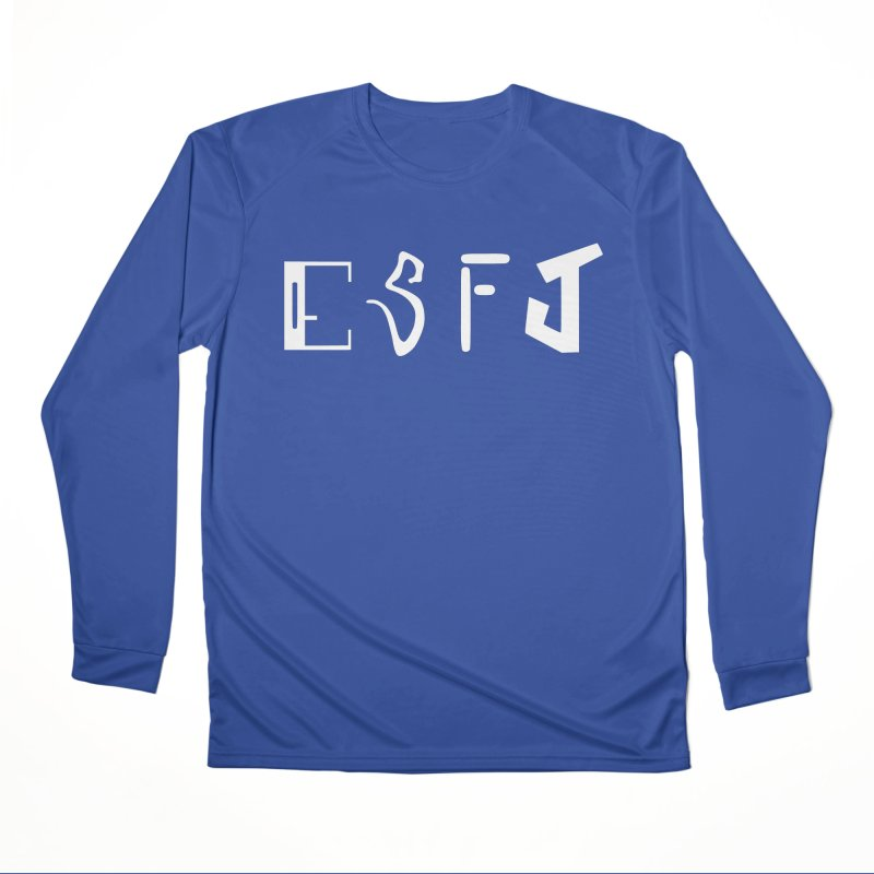 ESFJ Men's Longsleeve T-Shirt by BumbleBess