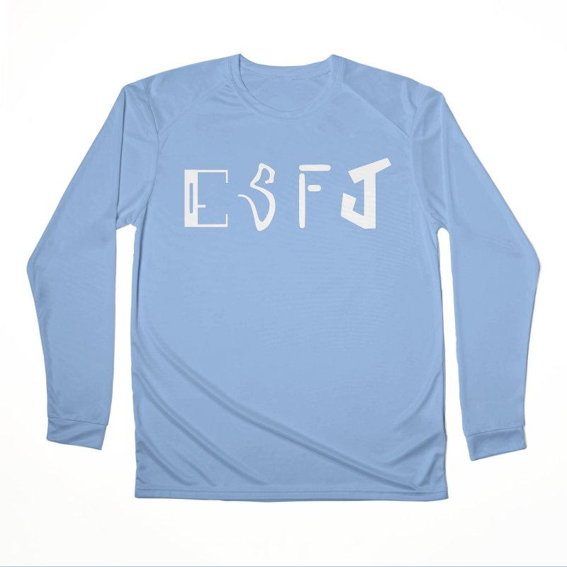 ESFJ Men's Longsleeve T-Shirt by BumbleBess